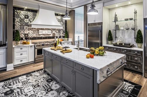 floor types for kitchen